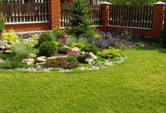 La progettazione del giardino e l 39 arredamento da giardino for Arredare il giardino