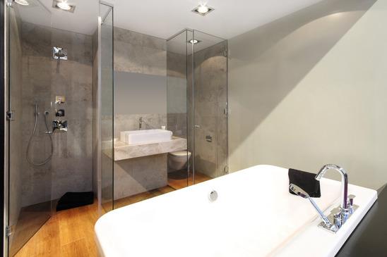 Come progettare il bagno ed il material design da utilizzare