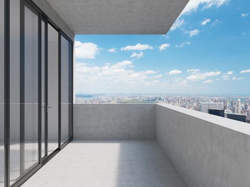 Come arredare il balcone for Divanetti da balcone